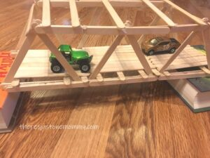 craft stick bridge for kids