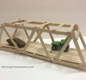 bridge STEM activity for kids